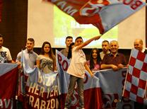 TS Club 2015 İlkbahar/Yaz Sezonu koleksiyonu, düzenlenen defile ile tanıtıldı.