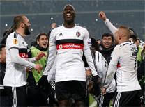 Beşiktaş'ın Avrupa Ligi'nde son 16 turundaki rakipleri belli oldu...