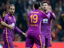 Ziraat Türkiye Kupası'nda Galatasaray, Manisaspor ile karşı karşıya geldi.