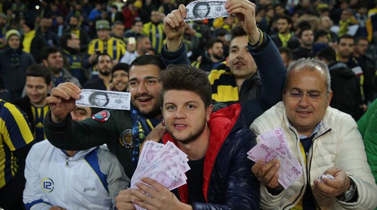 Fenerbahçe-Beşiktaş foto galerisi