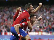 Atletico Madrid - Bayern Munih foto galeri