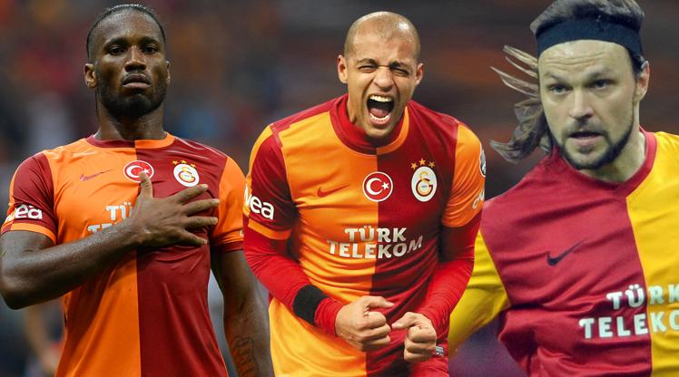 Galatasaraylılar bu 11'i çok özlüyor!