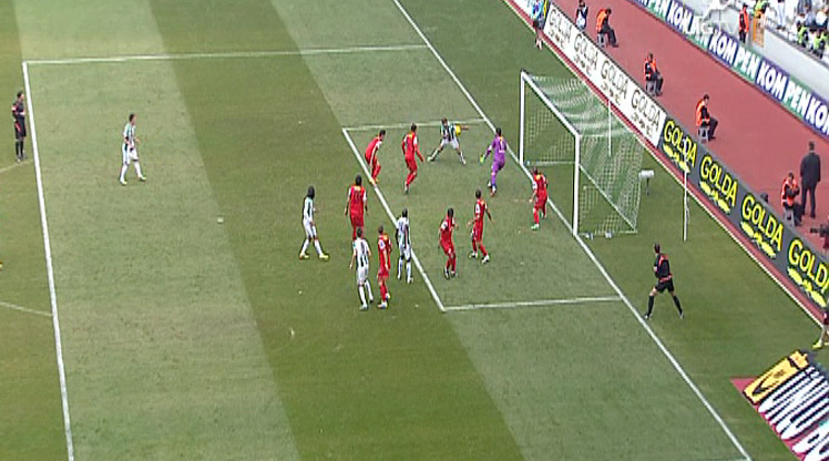 Torku Konyaspor Mersin İdman Yurdu golleri