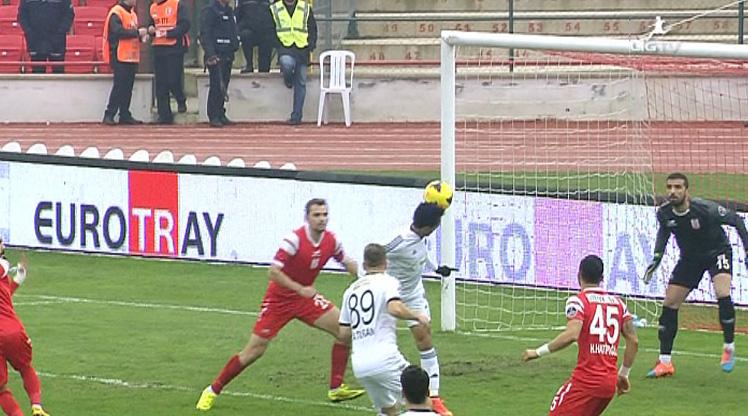 Balıkesirspor Kasımpaşa golleri