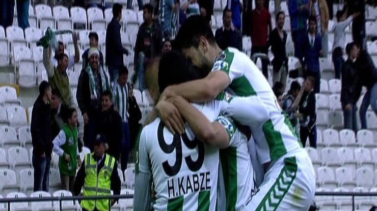 Torku Konyaspor Gençlerbirliği golleri