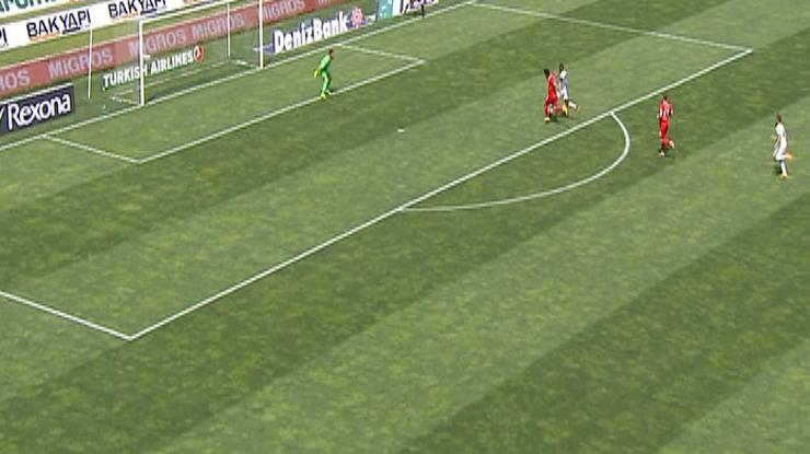 Bursaspor Gaziantepspor golleri