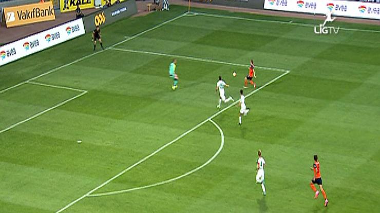 Medipol Başakşehir Bursaspor golleri