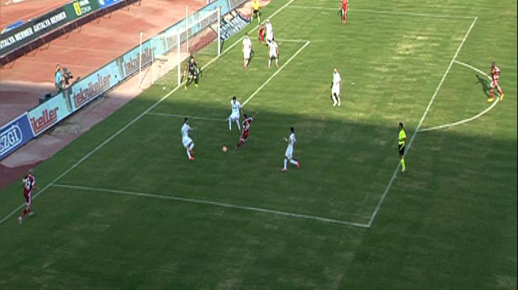 Antalyaspor Medicana Sivasspor golleri