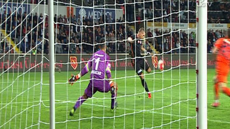 Medipol Başakşehir Galatasaray golleri