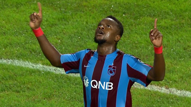 Trabzonspor Kasımpaşa golleri