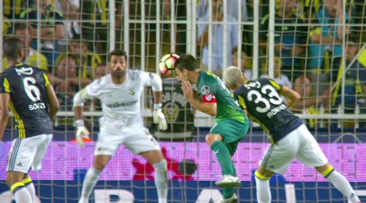Fenerbahçe Bursaspor golleri