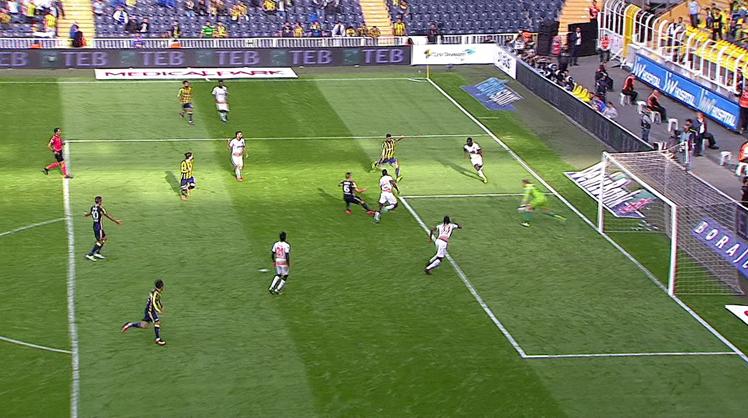 Fenerbahçe Aytemiz Alanyaspor golleri