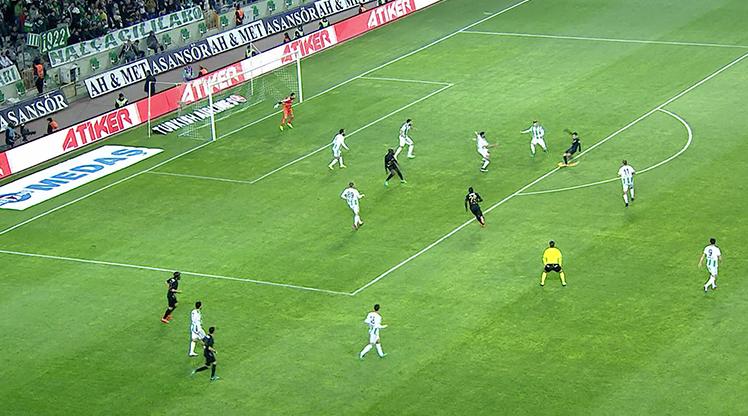 Atiker Konyaspor Osmanlıspor FK golleri
