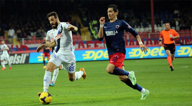 Mersin İdman Yurdu SAİ Kayseri Erciyesspor maç özeti