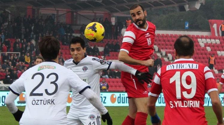 Balıkesirspor Kasımpaşa maç özeti
