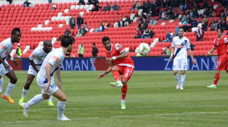 Balıkesirspor SAİ Kayseri Erciyesspor maç özeti