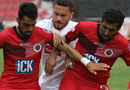 Gaziantepspor Gençlerbirliği maç özeti