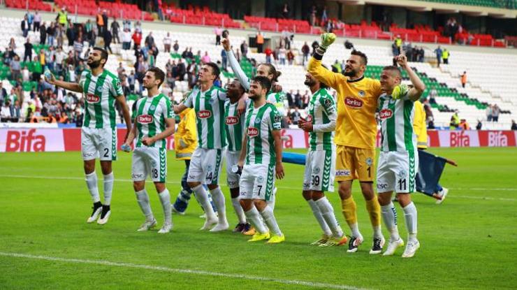 Torku Konyaspor Gençlerbirliği maç özeti