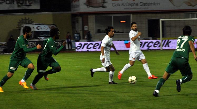 Eskişehirspor Akhisar Bld.Spor maç özeti