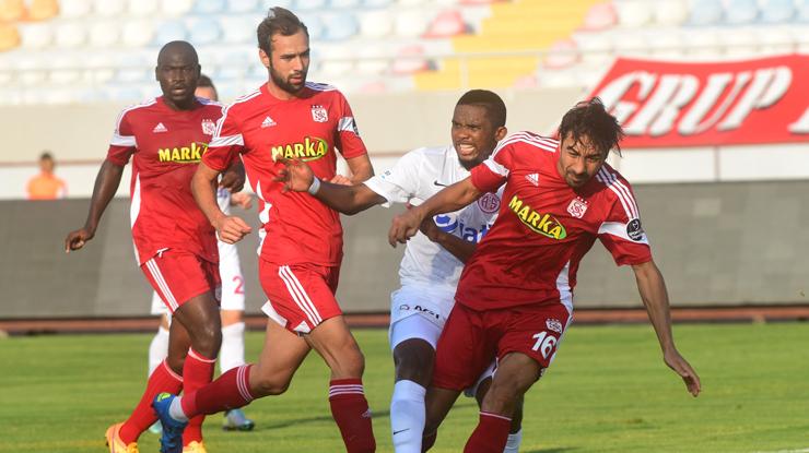 Antalyaspor Medicana Sivasspor maç özeti