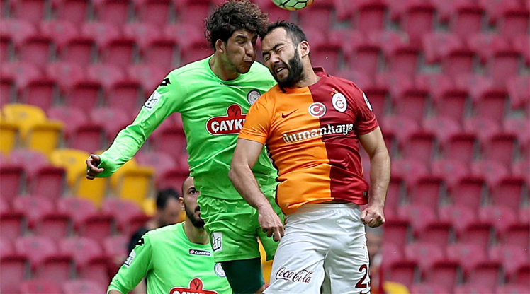 Galatasaray Çaykur Rizespor maç özeti