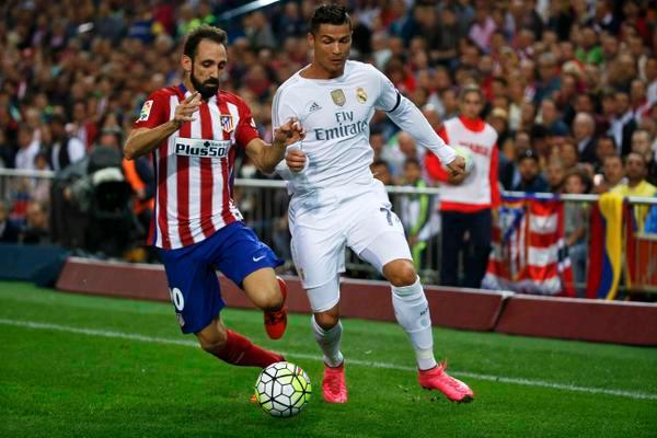 Atletico Madrid Real Madrid maç özeti
