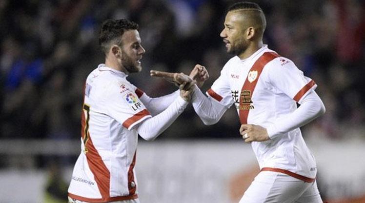 Rayo Vallecano Las Palmas maç özeti