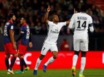 Caen Paris St Germain maç özeti