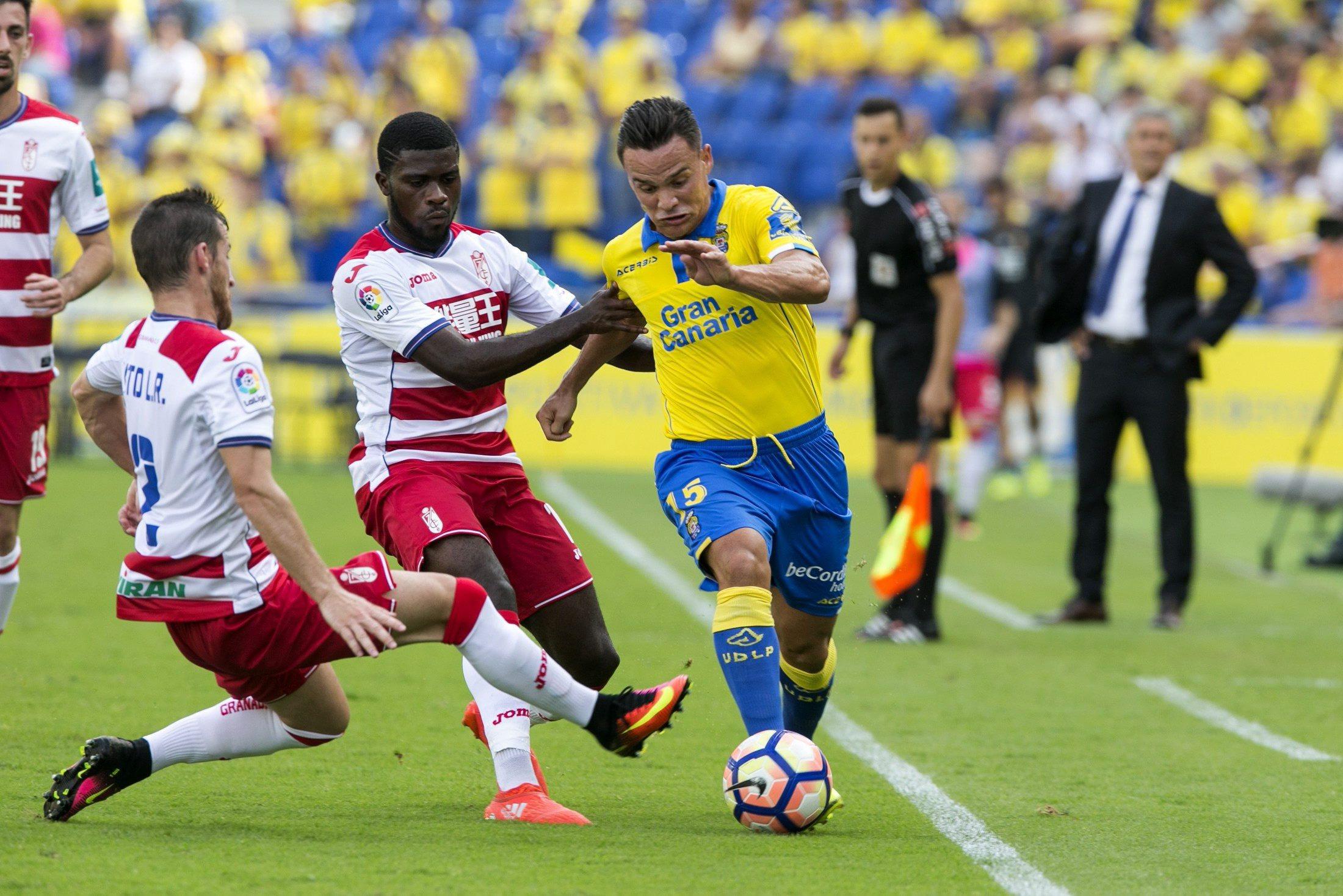 Las Palmas Granada maç özeti