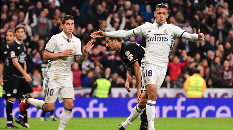 Real Madrid Deportivo La Coruna maç özeti