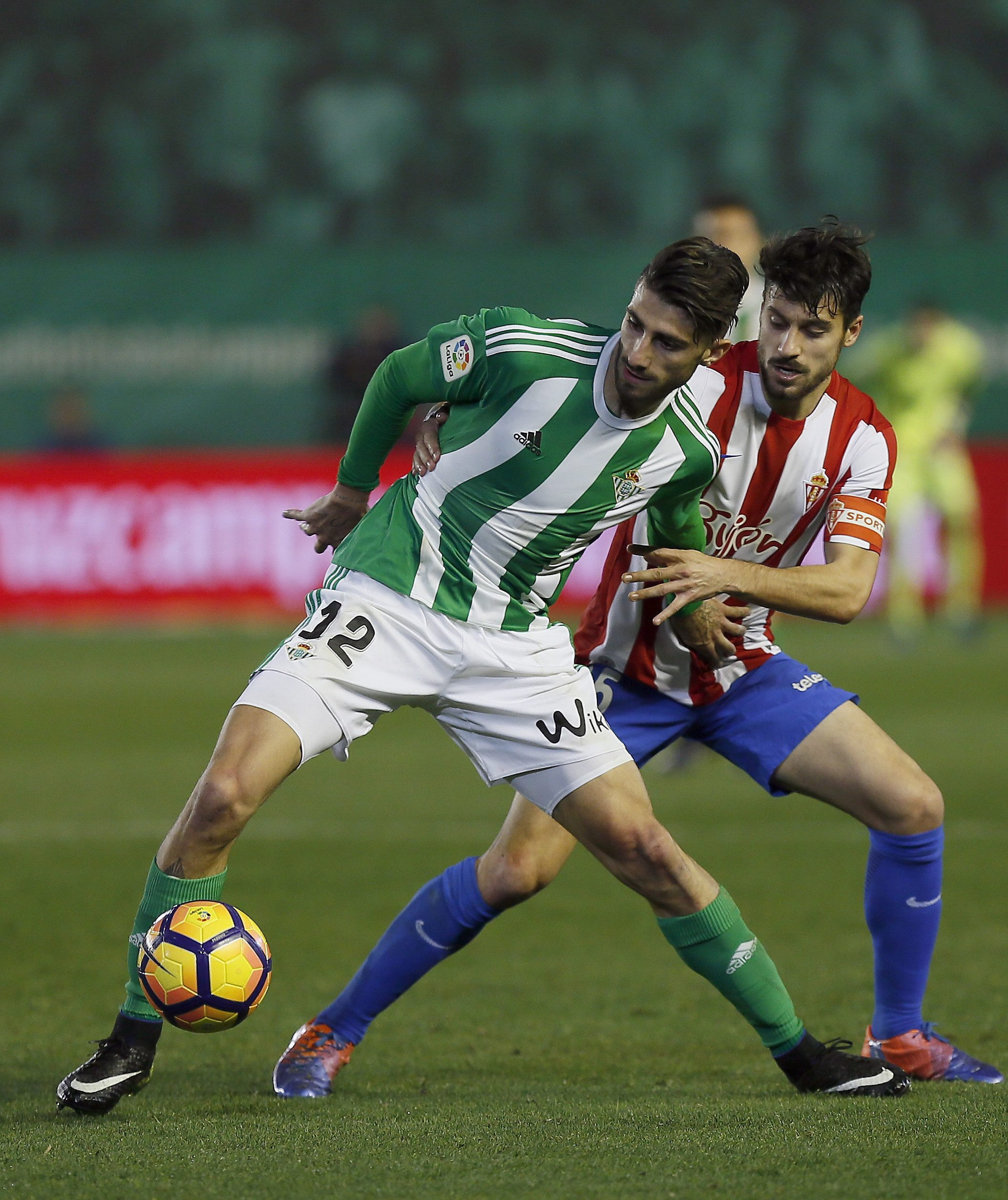 Real Betis Sporting Gijon maç özeti