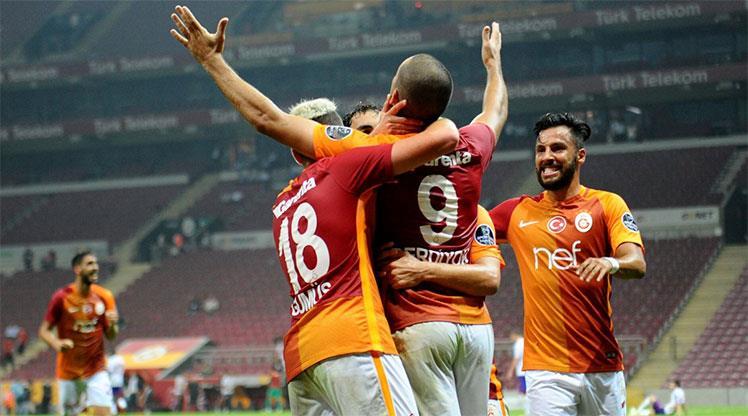 Galatasaray KDÇ Karabükspor maç özeti