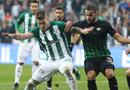 Bursaspor Akhisar Bld.Spor maç özeti