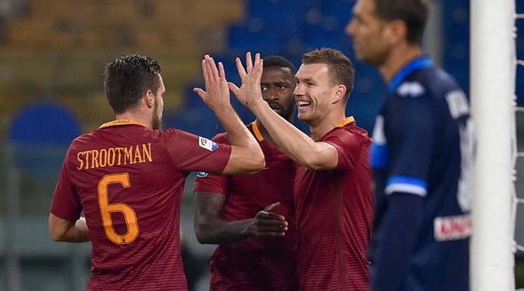 Roma Pescara maç özeti