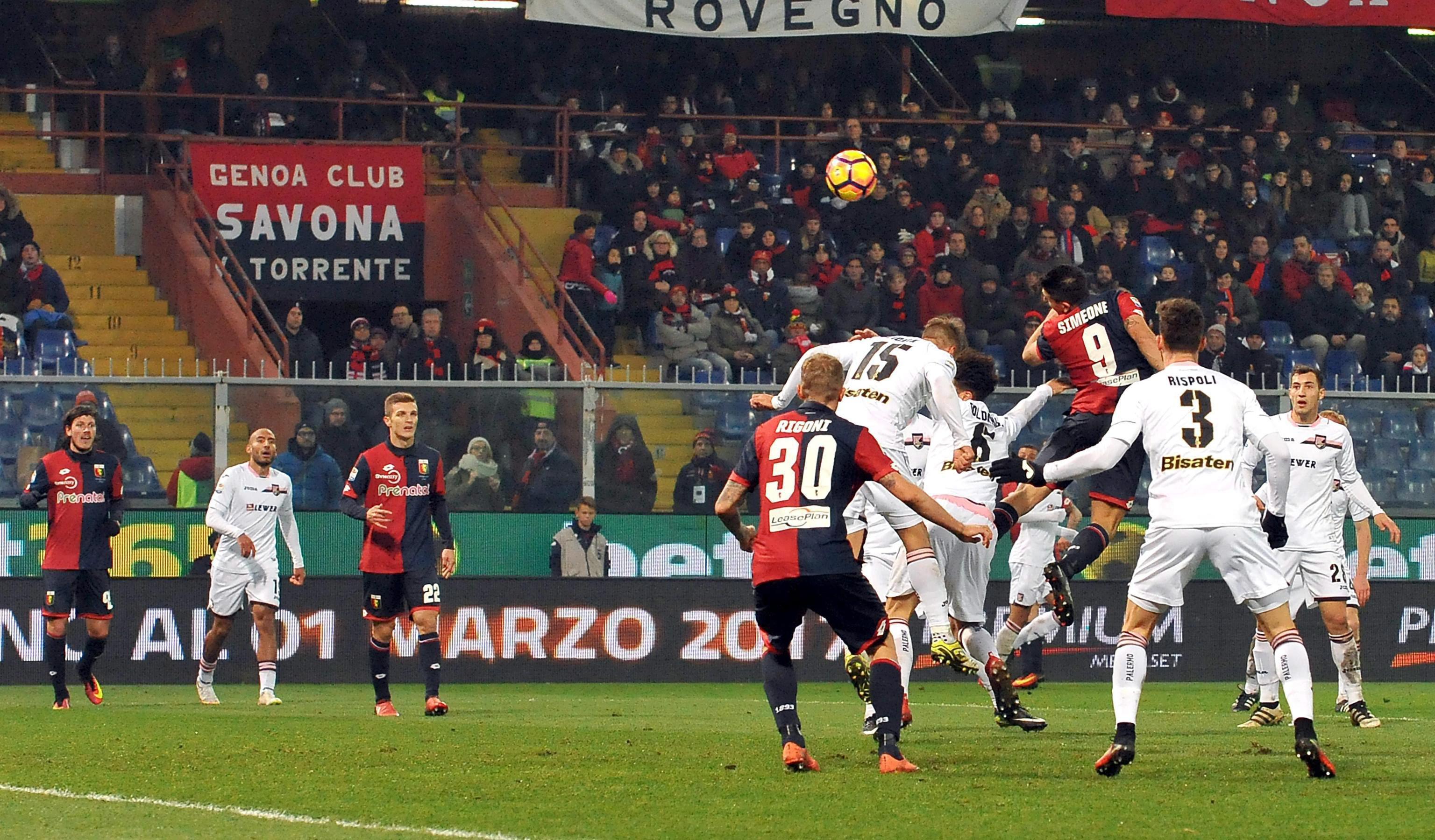 Genoa Palermo maç özeti