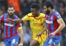 Crystal Palace Liverpool maç özeti