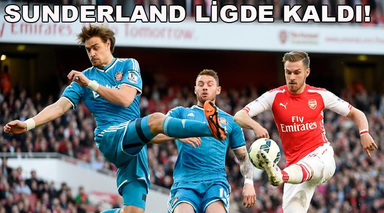 Arsenal Sunderland maç özeti