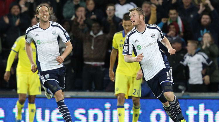 West Brom Chelsea maç özeti