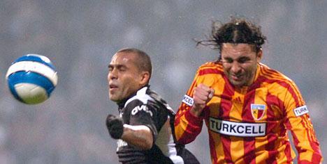 Beşiktaş-Kayseri maçı biletleri satışta