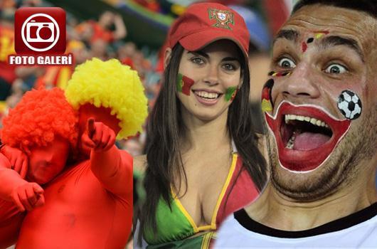 EURO 2012 BÖYLE GEÇTİ