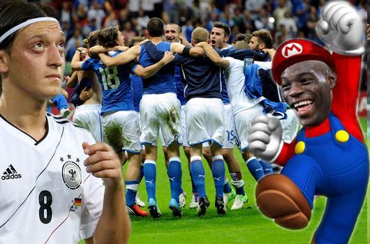 Süper Mario, süper final!