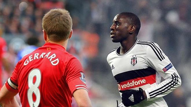 Gerrard Demba Ba'yı duyunca şok oldu!