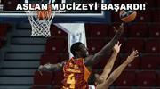 Galatasaray Top 16'da! (ÖZET)