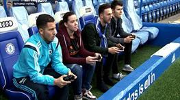 Stamford Bridge'in ekranında Hazard'la bir maça ne dersiniz?