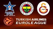 İşte Euroleague'deki rakiplerimiz!