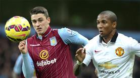 ManU'ya Aston Villa dur dedi (ÖZET)