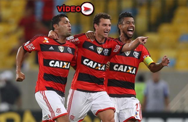 Elano Libertadores'i salladı