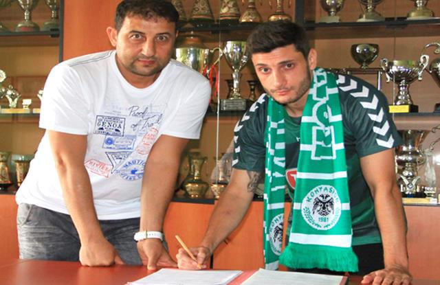 Fuchs Konyaspor'da