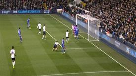 Bu golü Hazard'a yazmak lazım!