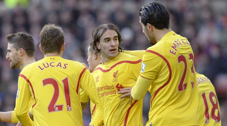 Liverpool tek attı! (ÖZET)